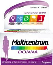 Multicentrum Donna Integratore alimentare - 60 Compresse