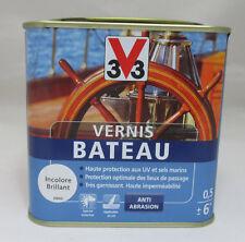 Topp Lack farblos hochglänzend von V33 - 500 ml, varnish,polish