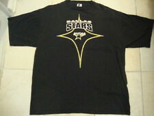 Vintage Dallas Stars Starter Black T Shirt XL