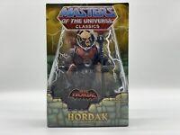 MOTU HORDAK Masters of the Universe He-man MOTUC Origins MIB MOC Rare Lot