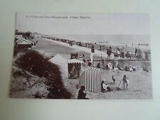 SUTTON-ON-SEA PROMENADE From South - Nostalgic Old Sepiatone Postcard §A2932