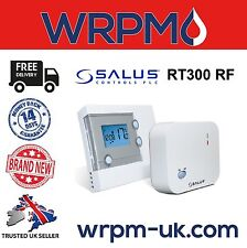 SALUS RT300 RF Wireless Display Digitale Termostato Ambiente-Scatola Nuovo Di Zecca in