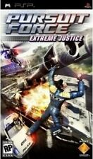 Pursuit Force 2 Extreme Justice - Sony PSP