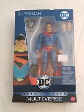 DC Multiverse Lobo Series Superman Action Figure [Kingdom Come] NIB