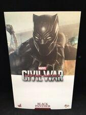 Hot Toys Black Panther Figure MMS363 Captain America Civil War 1/6 Scale Marvel