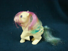 My Little Pony Sky Dancer 2007 Hasbro 25th Anniversary Yellow Rainbow Pegasus