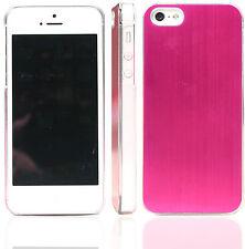 MANZANA Estilo Aluminio Metal Duro Protector Funda para iPhone5 5g Regalo