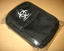 """Resident evil Biohazard promo Pouch """"Not for Sale"""" 2002 Very Rare"""