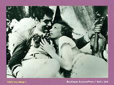 "PHOTO DE PRESSE CINÉMA : CHARLES BOYER & CONCHITA MONTENEGRO, "" CARAVANE "" -L164"