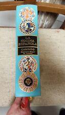 La Covina Espanola Cook Book  Spanish Signed 1975 Candido Lopez. Castilla, Spain