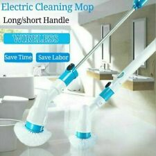 Electric Spin Scrubber Turbo Scrub Cleaning Brush Cordless Chargeable nice