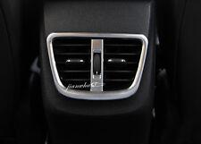 ABS Rückseite Klimaanlage Entlüfter Abdeckleiste für Opel Astra K 2015-2017