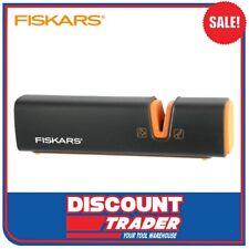 Fiskars XSharp™ 2 in 1 Axe and Knife Sharpener - 120740