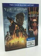 Terminator Genisys / The Terminator (Blu-ray+Digital HD*, 2015; 2-Movie Gift Set