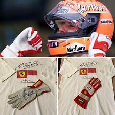 Michael Schumacher Ferrari 2000 World Champion