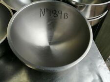 More details for no189b vollrath 47652 stainless steel 18-8 insulated angled serving bowl 3.5l
