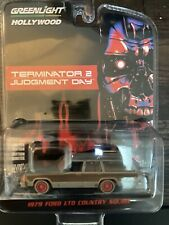 New listing Greenlight Hollywood Terminator 2 Red Chase Piece