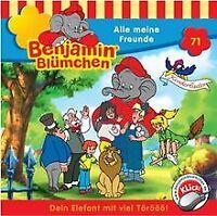 Alle Meine Freunde von Benjamin Blümchen | CD | Zustand gut