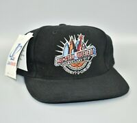Vintage 1997 NBA All-Star Weekend Logo Athletic Men's Strapback Cap Hat - NWT