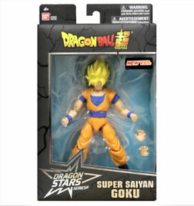 Dragon Ball Super Dragon Stars - Super Saiyan Goku - Series 13 Figure Bandai