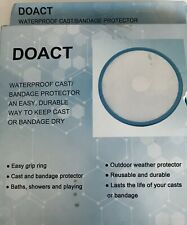 Doact Waterproof Cast Bandage Protector For Child Leg 43 Cm