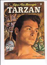 Tarzan #28 January 1955 Lex Barker Edgar Rice Burroughs