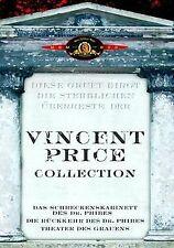 Vincent Price Collection  von MGM Home Entertainment Gm | DVD | Zustand gut