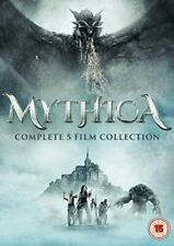 Mythica - Complete 5 Film Collection DVD BOXSET