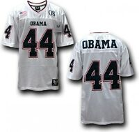 OBAMA RARE! NEW WITH TAGS OFFICIAL JERSEY, STITCHED & SEWN. NOT A FAKE! L & XL