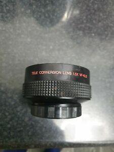 OLYMPUS DIGITAL CAMERA lens 1.5 x VF-KL2 TELE CONVERSION LENS