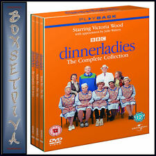 DINNERLADIES -COMPLETE COLLECTION - SERIES - 1 & 2  *BRAND NEW DVD BOXSET**