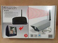 Bench Security Camera In & Outdoor Surveillance