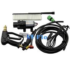 HSH-Flo DC 12V Electric High Pressure Car Washer 60w Portable Car Wash Pump