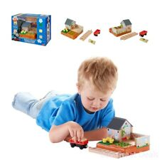 Toy For Baby Fisher-Price Thomas the Train Wooden Railway McColl's Farm Chic Car