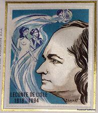 LECONTE DE LISLE Yt1988  FRANCE  FDC Enveloppe Lettre Premier jour