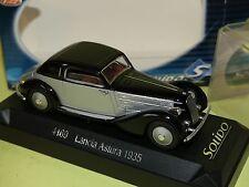 LANCIA ASTURA 1935 Noir & gris SOLIDO 1:43