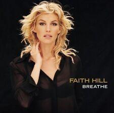Faith Hill - Breathe- New Version [New CD]