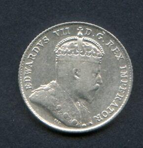 1907 CANADA EDWARD VII - 10 Cent