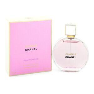CHANEL CHANCE EAU TENDRE * 1.7 oz (50 ml) Eau de Parfum EDP Spray NEW & SEALED