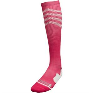 Pro Touch Unisex Cushioned Full Length Running Socks Pink