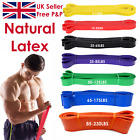 Heavy Duty Resistance Bands Pull Up Assisted Power Lifting Tube Fitness Exercise