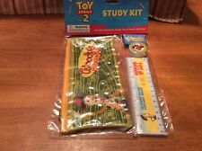 Disney Pixar Toy Story 2 Study Kit Woody MIP
