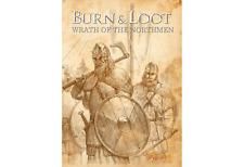 WRATH OF THE NORTHMEN - BURN & LOO - DEUS VAULT - FIREFORGE GAMES - 28MM
