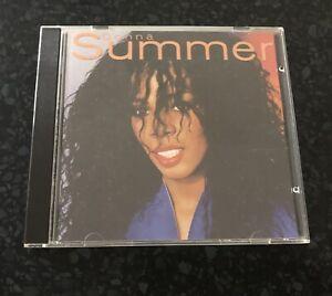 DONNA SUMMER - Self Titled CD - WEA - TARGET - Germany