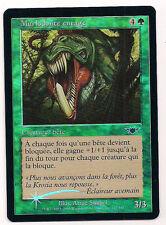 MTG Magic LGN FOIL - Berserk Murlodont/Murlodonte enragé, French/VF