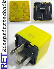 Relais Steuerrelais 82461739 Fiat Brava Bravo A727 30 A original