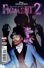 FIGMENT 2 #2 STANDARD COVER