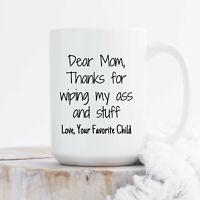 Gift For Mom Funny Mug Mothers Day Gift Mom Gift Mugs With Sayings Mom Birthday