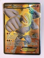 Machamp EX FULL ART ULTRA RARE 90/98 Pokemon XY Ancient Origins TCG Card Holo