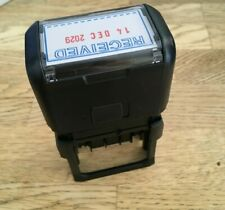 Trodat 4750 Date Stamps - Stamp Received Documents